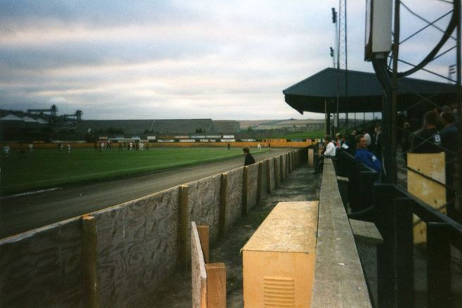 Shielfield Park old photo