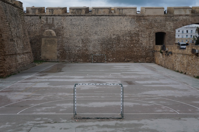 Historic Football pitch