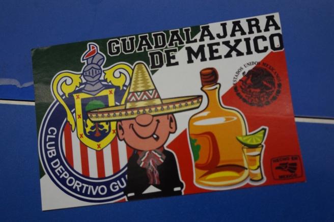 Chivas sticker