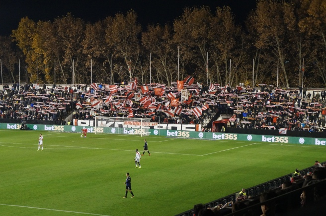 Rayo Vallecano ultras