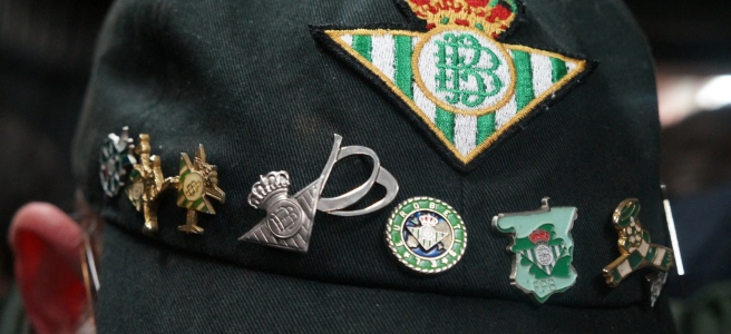 Real Betis badges