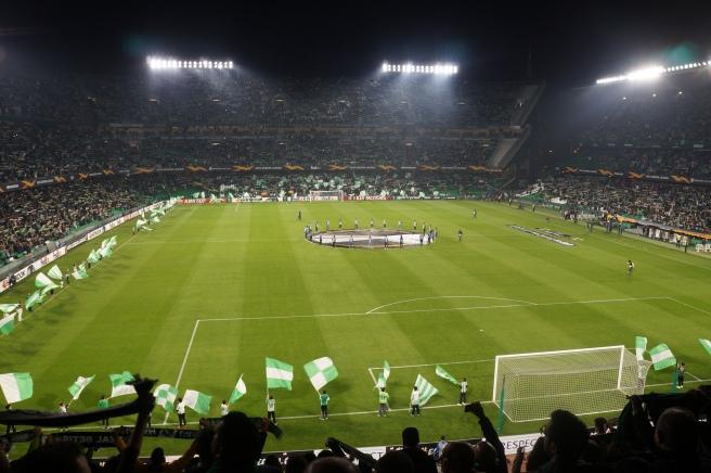 Real Betis Olympiakos
