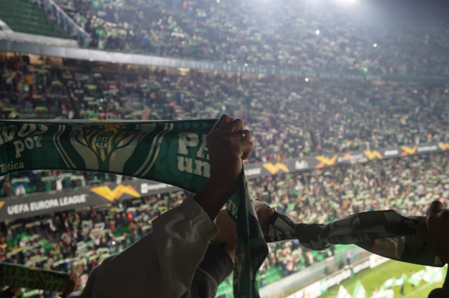 Real Betis scarves
