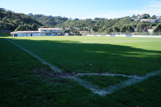 Team Wellington ground