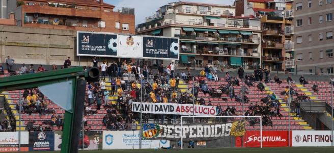 Desperdicis Sant Andreu Ultras