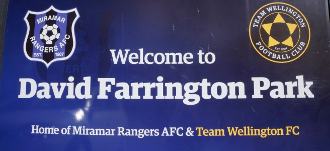 Miramar Rangers Team Wellington