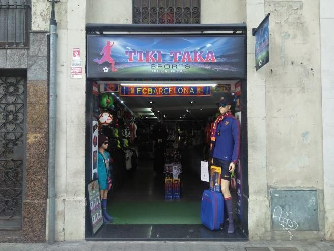 Tiki Taka sports