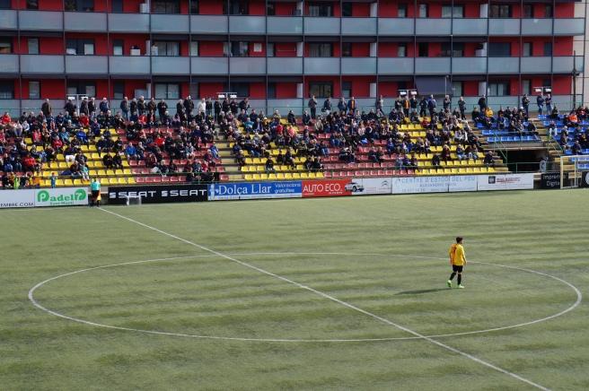 UE Sant Andreu stadium