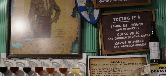 Xerez Deportivo bar