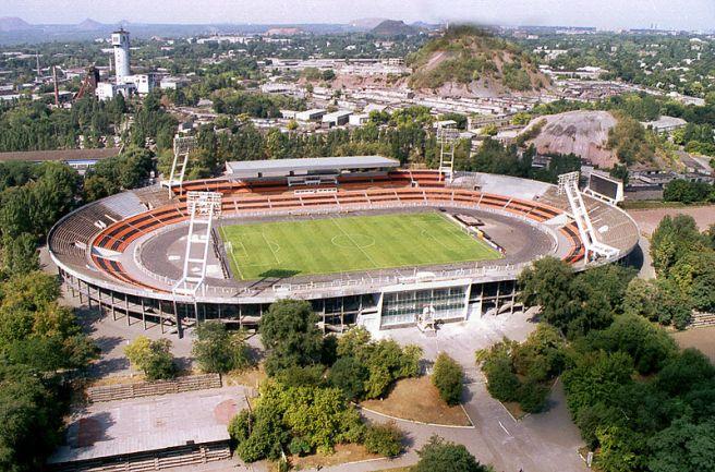 Donetsk Shakhtar old stadium