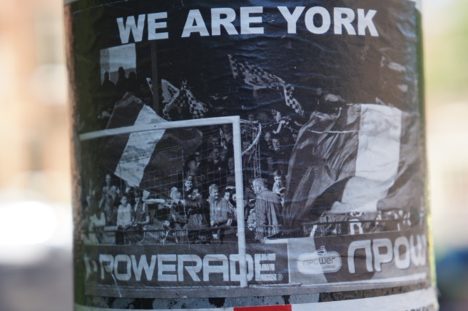 York City ultras