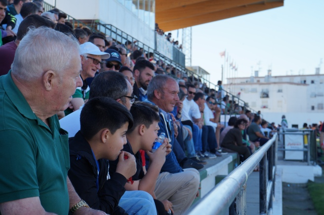Atletico Sanluqueno fans