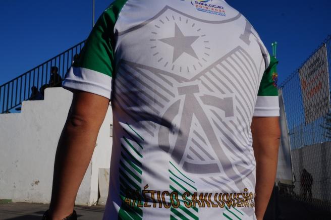 Atletico Sanluqueno shirt