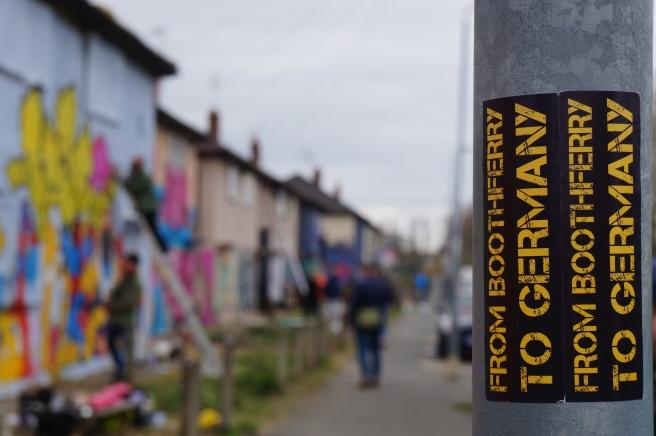 Preston Road Bankside