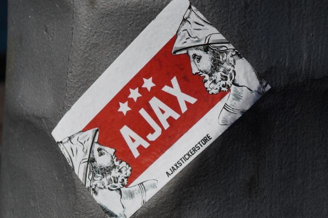 Ajax Aufkleber