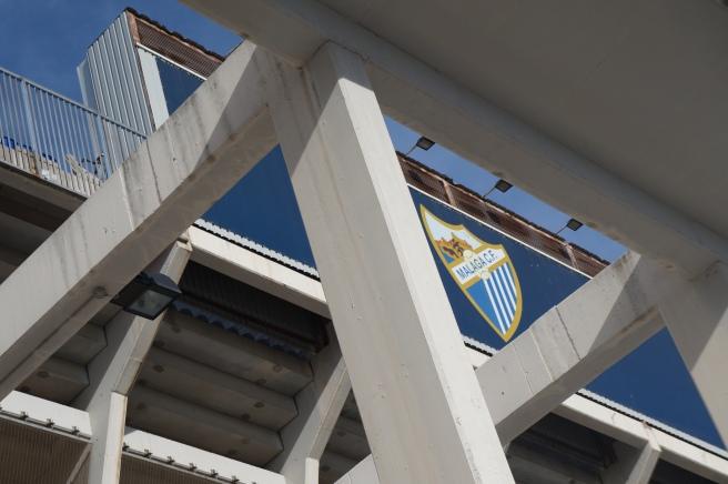 La Rosaleda Malaga stadium