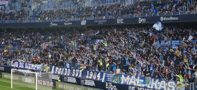 Malaga CF ultras