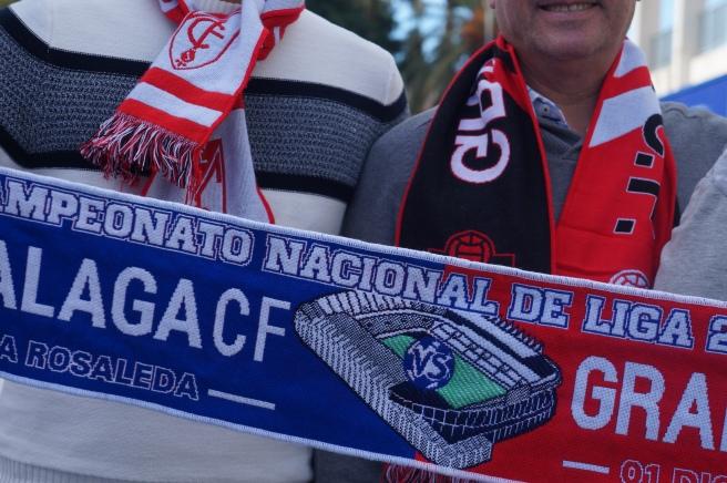 Malaga vs Granada