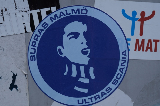 Malmö ultras sticker