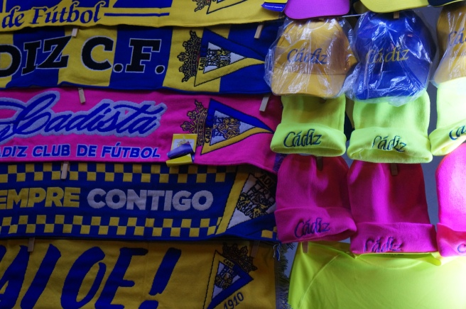Pink Spanish Football scarf