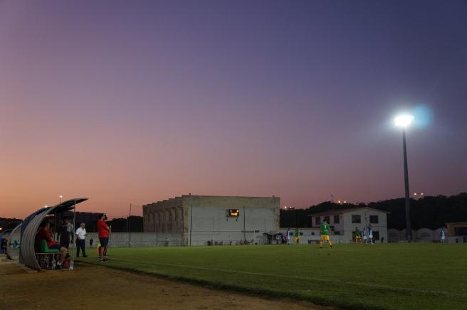 Estadio de la juventud jerez