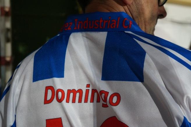 Jerez industrial camiseta