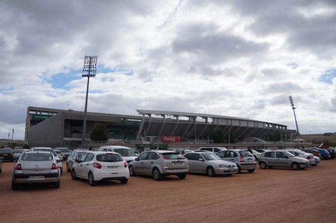 Cordoba cf stadium
