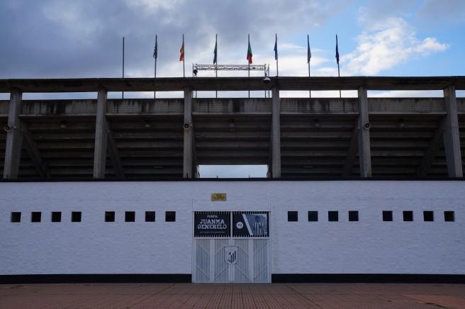Badajoz stadium