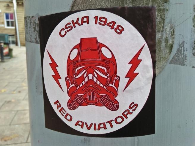 CSKA red aviators