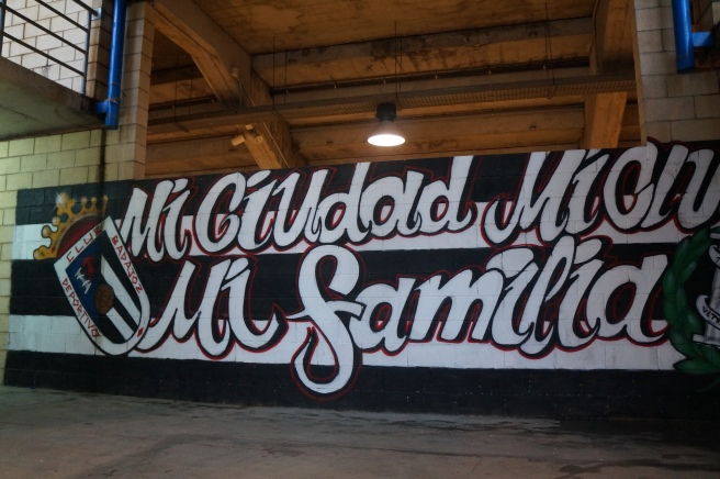 Badajoz ultras