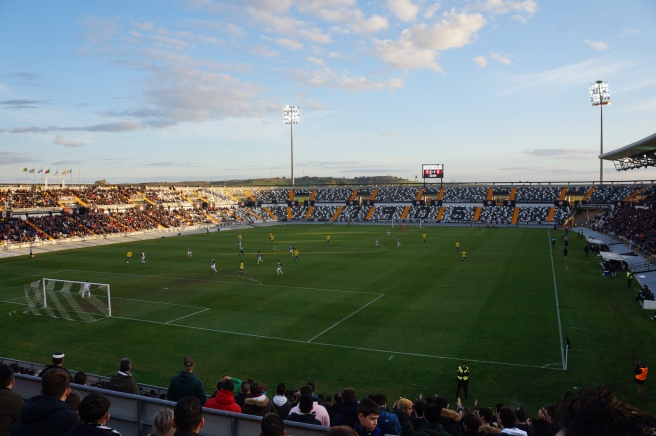 Stadium badajoz