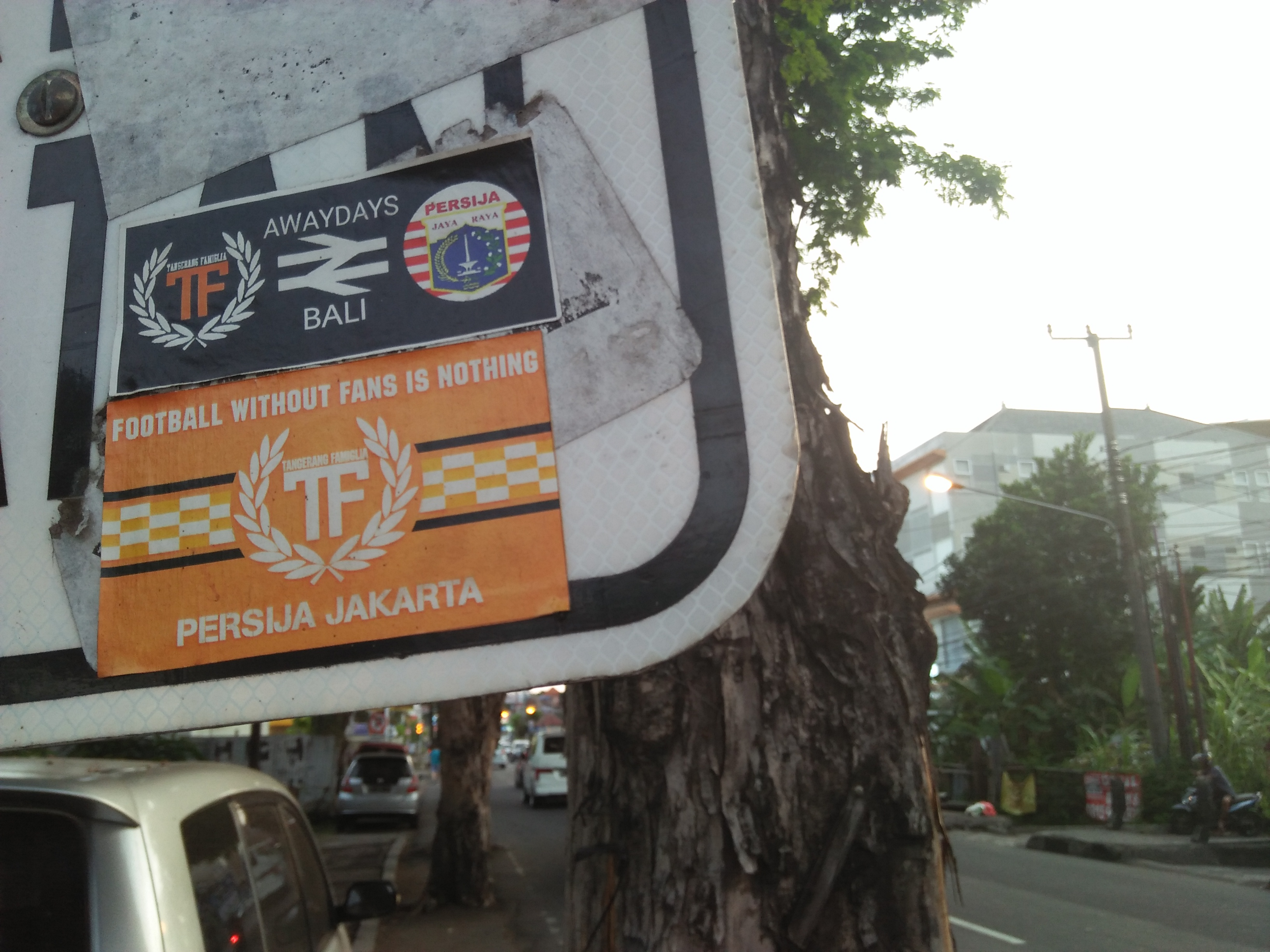 Jakmania sticker