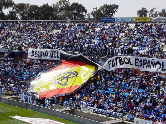 Recreativo de huelva ultras