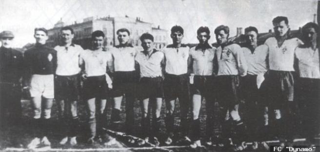 Dynamo kiev death match