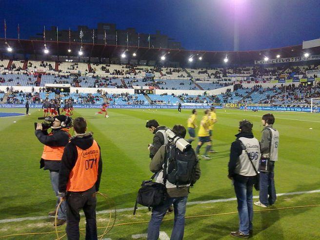La romareda stadium