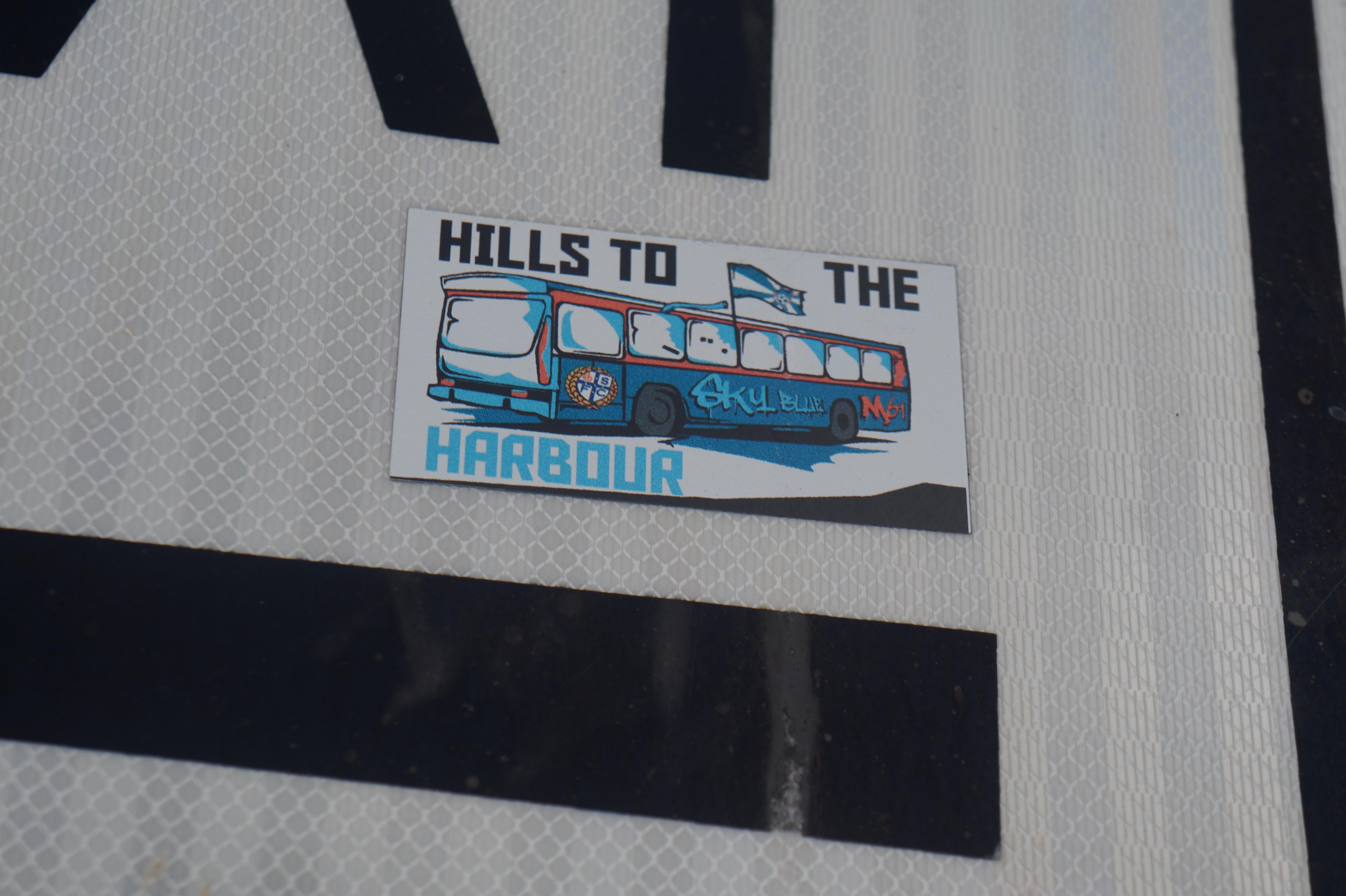 FC Sydney sticker