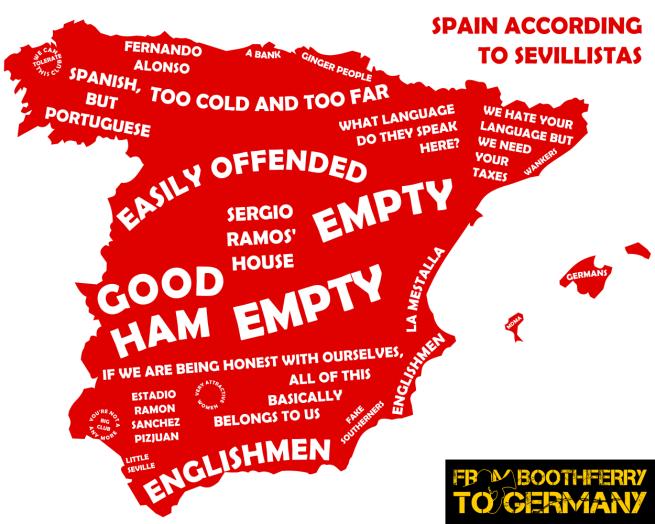 Spain according to Sevilla