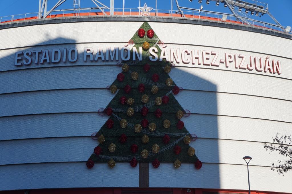 Sevilla christmas