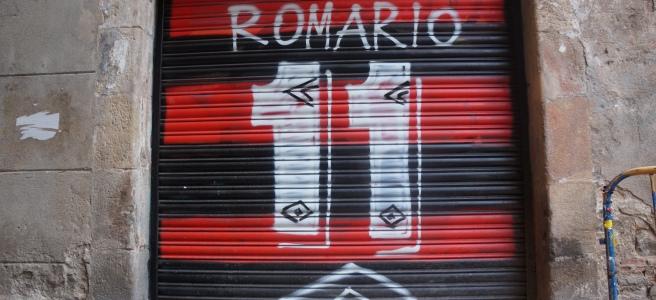 Romario barcelona
