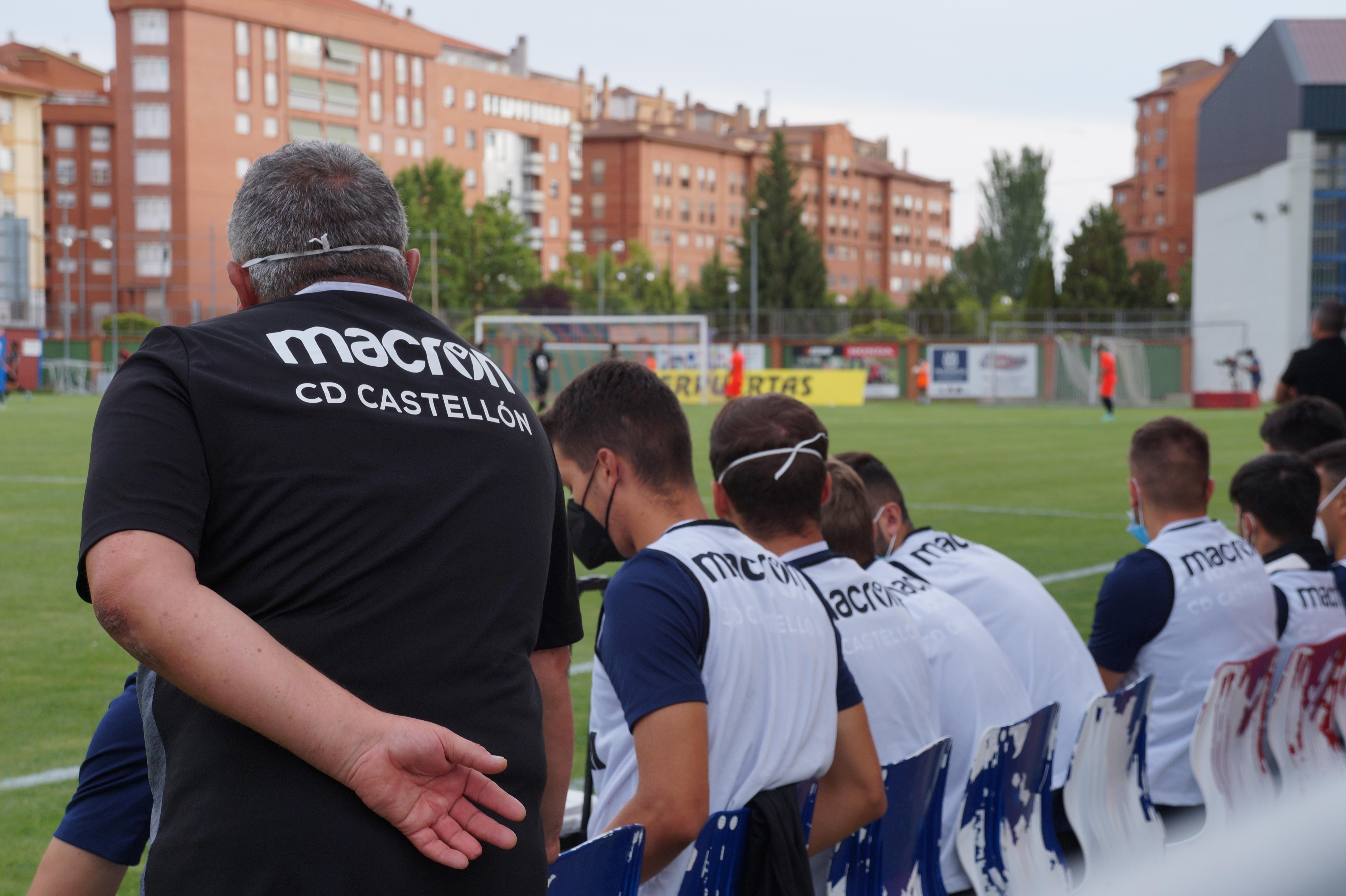 Cd castellon equipo